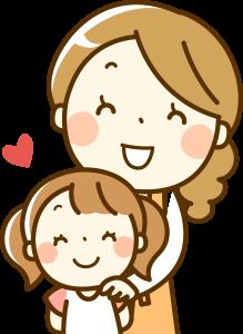 ママと子ども